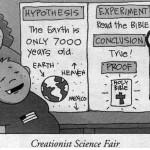 creationist science fair
